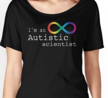 Autistic Scientist Women's Relaxed Fit T-Shirt