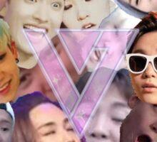 Seventeen Derp Boys Sticker