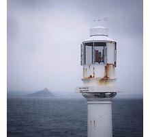 LIGHTHOUSE ISLAND Photographic Print