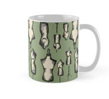 Green Mannequins  Mug