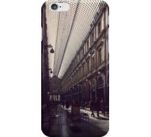 Les Galeries Brussels iPhone Case/Skin