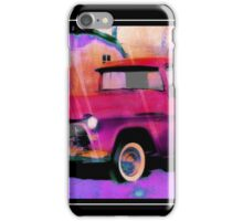 1956 Chevy iPhone Case/Skin