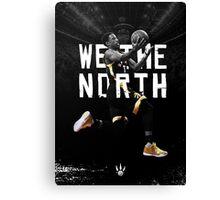DeMar DeRozan - We The North Canvas Print