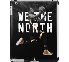 DeMar DeRozan - We The North iPad Case/Skin