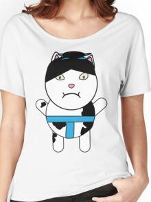 Sumo Kitty Women's Relaxed Fit T-Shirt