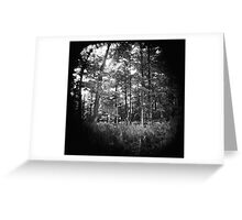 The World is Round. Greeting Card