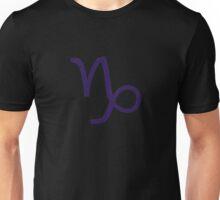 Homestuck Inspired: Capricorn Worn Symbol Unisex T-Shirt