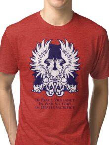 Grey Warden Insignia Tri-blend T-Shirt