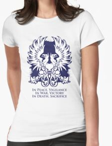 Grey Warden Insignia Womens Fitted T-Shirt