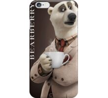 Bearberry ZOOTOPIA iPhone Case/Skin