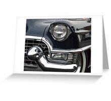 1956 Cadillac Sedan DeVille Greeting Card