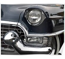 1956 Cadillac Sedan DeVille Poster
