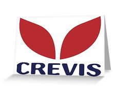 Crevis Logo - 2 (GTA V) Greeting Card