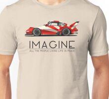 rising sun rauh welt 911 Unisex T-Shirt
