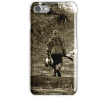 End Of A Minnesota Duck Hunt iPhone Case/Skin