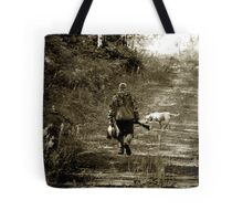 End Of A Minnesota Duck Hunt Tote Bag