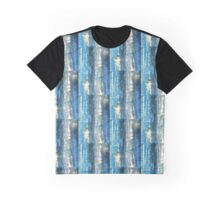 mixed media paper lines Graphic T-Shirt