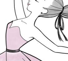 Prima Ballerina Sticker