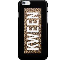 Kween Leopard iPhone Case/Skin