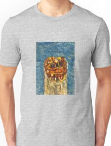 CREEPY MONSTER ONE Unisex T-Shirt