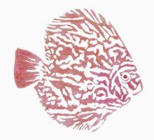 Discus fish Kids Tee