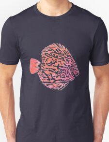 Discus fish Unisex T-Shirt