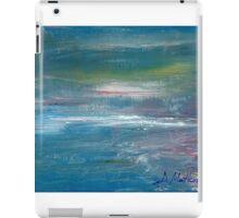 Megan Lewis-Sea of Passion - Original acrylic painting on Canvas iPad Case/Skin