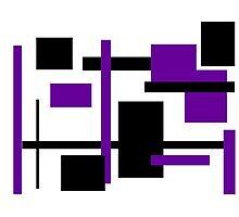 Rectangular Pattern 45  Photographic Print