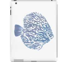 Discus fish iPad Case/Skin