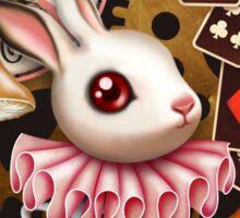 Bunny Time Sticker