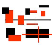 Rectangular Pattern 17  Photographic Print