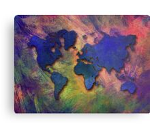 World map special 5 Metal Print
