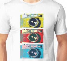 3 Leica M9s Unisex T-Shirt