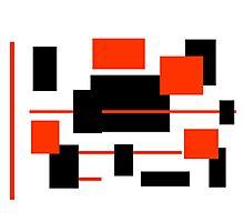Rectangular Pattern 18  Photographic Print