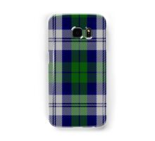 00457 The Blue Boy Tartan  Samsung Galaxy Case/Skin