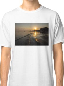 Golden Sands and Gentle Waves - Lake Erie, Ontario, Canada Classic T-Shirt