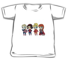 SUPERHERO PRINCESSES Kids Tee