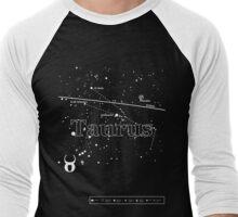 Taurus Star Chart Men's Baseball ¾ T-Shirt
