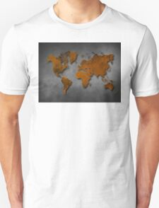 World map special 6 Unisex T-Shirt