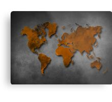 World map special 6 Metal Print