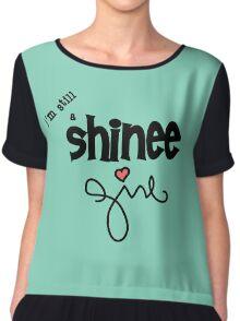 SHINee Girl Chiffon Top