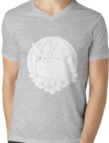 Moon Ritual Mens V-Neck T-Shirt