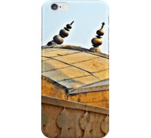 Agra Fort Roof  iPhone Case/Skin
