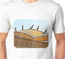 Agra Fort Roof  Unisex T-Shirt