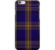 00461 Blue Matheson Hunting Tartan  iPhone Case/Skin