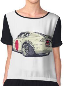 Datsun 240z Fairlady - Good at Bad (260z 280z) Chiffon Top