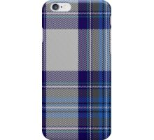 00459 Blue Dunnett Tartan  iPhone Case/Skin