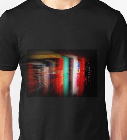 Crime Stories Unisex T-Shirt