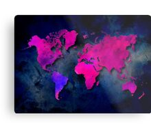 World map special 7 Metal Print