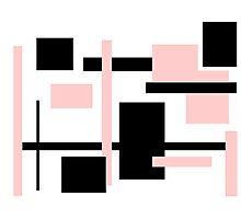 Rectangular Pattern 51  Photographic Print